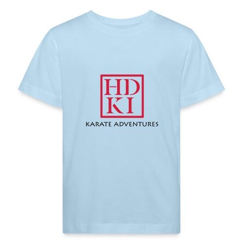 Karate Adventures HDKI - Kids' Organic T-Shirt