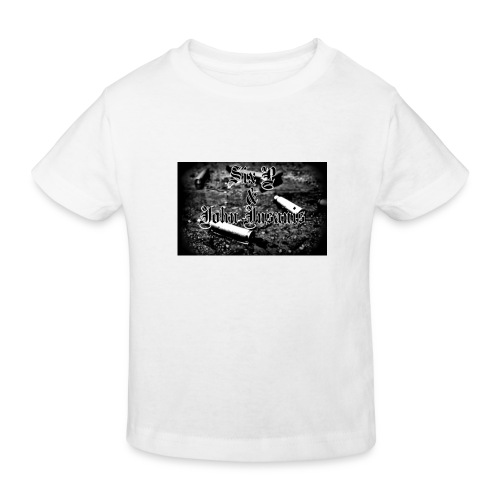Bullet_Musta-jpg - Lasten luonnonmukainen t-paita