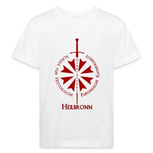 T shirt front Hn - Kinder Bio-T-Shirt