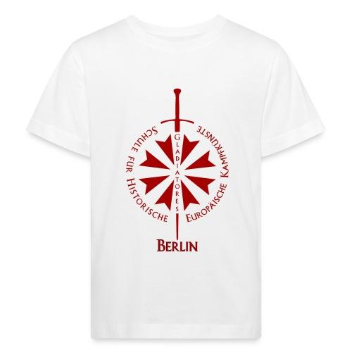 T shirt front B - Kinder Bio-T-Shirt