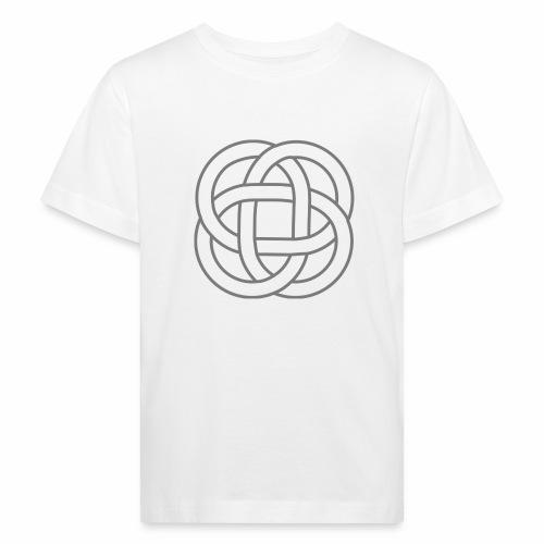 SIMBOLO CELTA SIN FONDO 1 - Camiseta ecológica niño