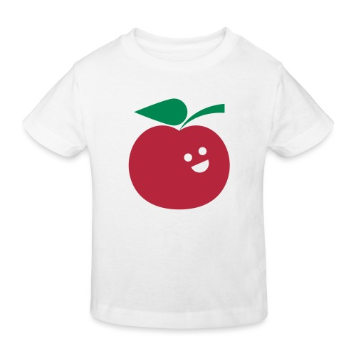 BD Apple - Kinder Bio-T-Shirt