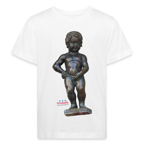 BiG REAL mannekenpis ♀♂ | 小便小僧 - T-shirt bio Enfant