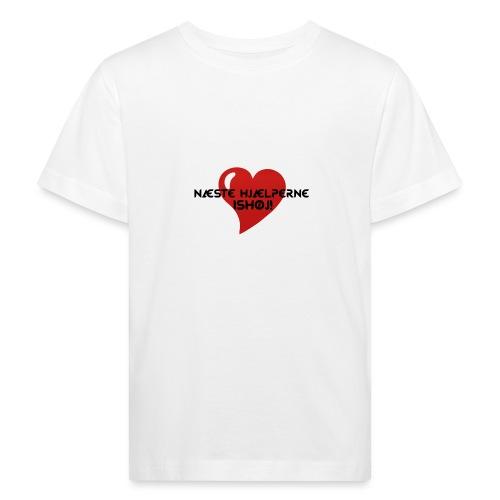 Næste-Hjælperne-Ishøj - Organic børne shirt