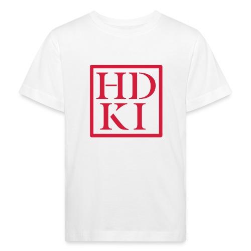 HDKI logo - Kids' Organic T-Shirt