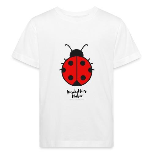 Ladybird - Kuscheltier Mafia - Kinder Bio-T-Shirt
