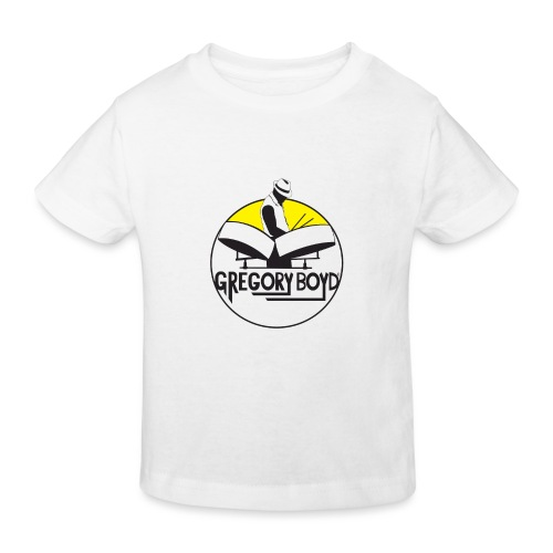 INTRODUKTION ELEKTRO STEELPANIST GREGORY BOYD - Organic børne shirt