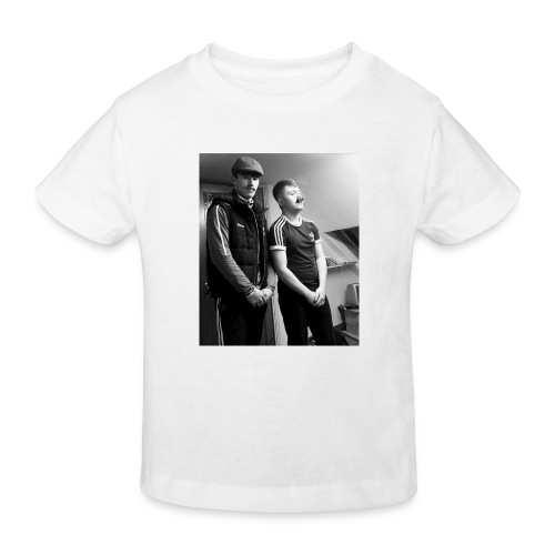 El Patron y Don Jay - Kids' Organic T-Shirt