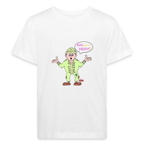 patame Zwuckel Ich wars nicht! Rosa - Kinder Bio-T-Shirt