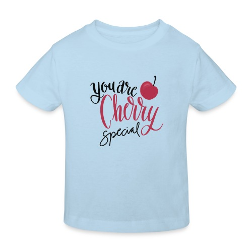 Cherry Special - Ekologisk T-shirt barn