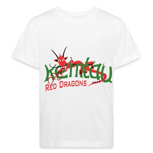 Kemtau Red Dragons - Kinder Bio-T-Shirt