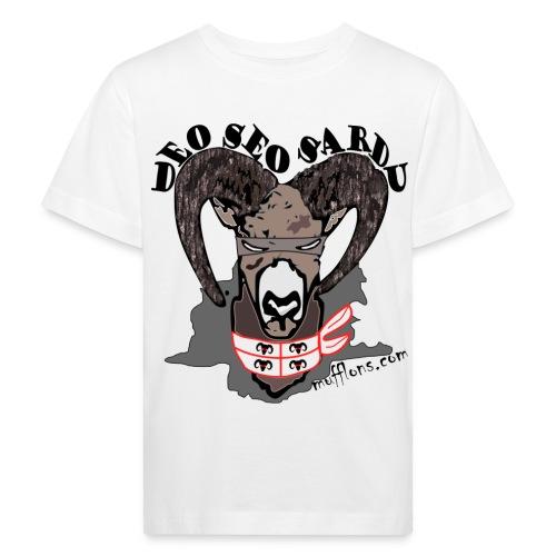 DeoSeoSardu MännerShirt - Kinder Bio-T-Shirt