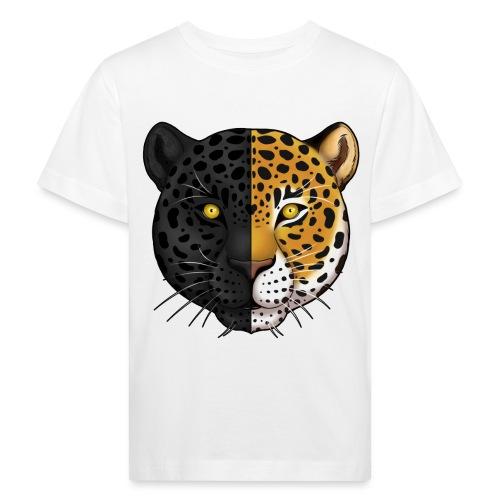 Duality: Jaguar - Ekologiczna koszulka dziecięca