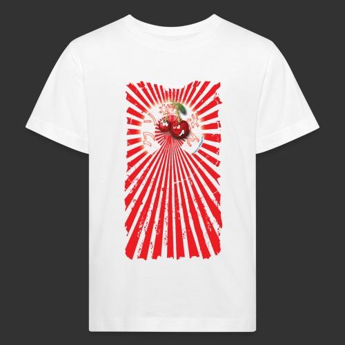 frkn cherry - Kinderen Bio-T-shirt