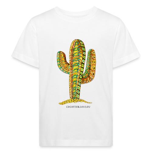 Le cactus - T-shirt bio Enfant