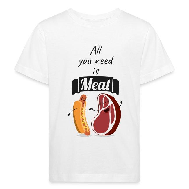 All You Need Is Meat, Fleisch, Wurst, Steak