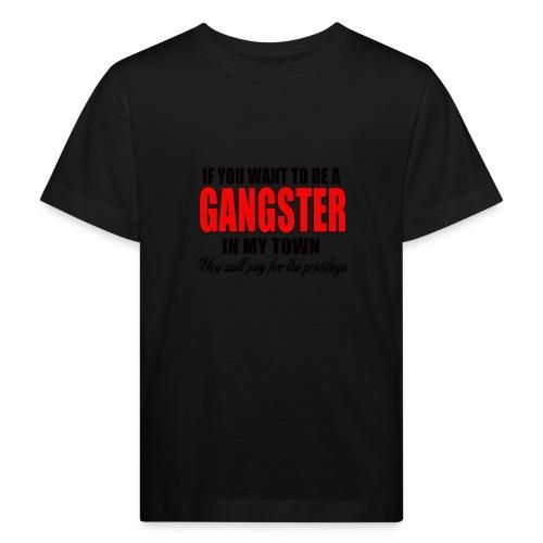 ville gangster - T-shirt bio Enfant