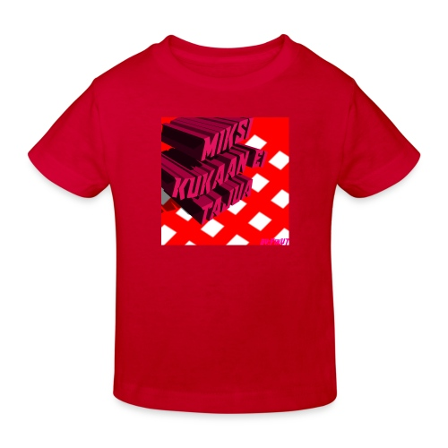 KukaaEiTajuu - Lasten luonnonmukainen t-paita