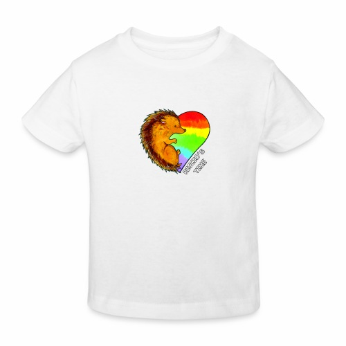 RICCIO'S TIME - Maglietta ecologica per bambini