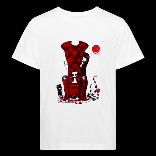 Cruelle petite fille - T-shirt bio Enfant