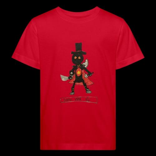 Show Star BY TAiTO - Lasten luonnonmukainen t-paita