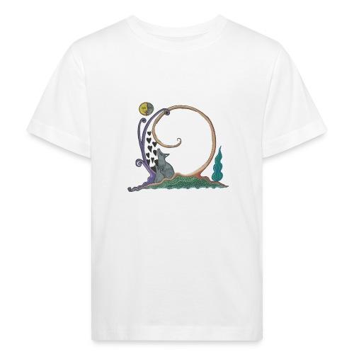 La louve et son petit loup - T-shirt bio Enfant