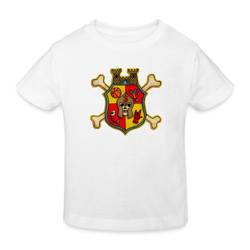 Teenager Premium T-Shirt - Wappen Burg Schreckenst - Kinder Bio-T-Shirt