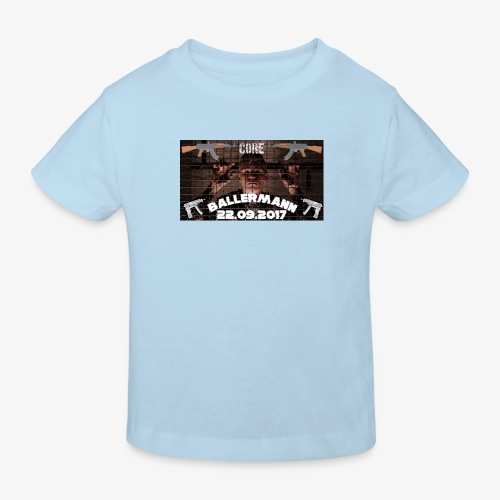 Album - Kinder Bio-T-Shirt