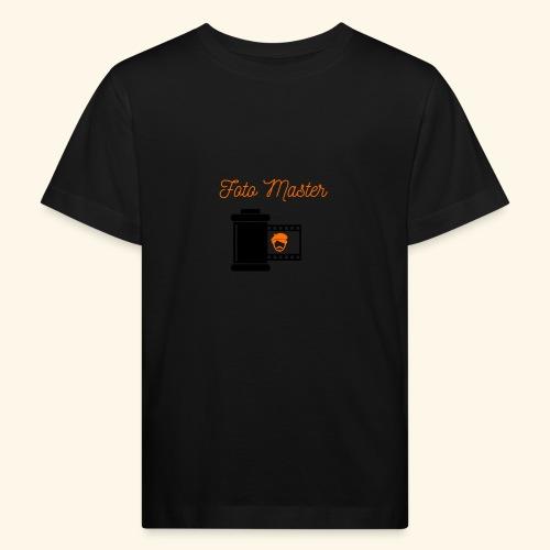 Foto Master - Organic børne shirt