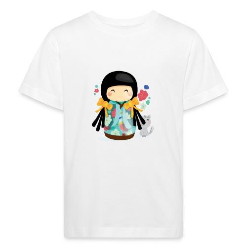 1 - T-shirt bio Enfant