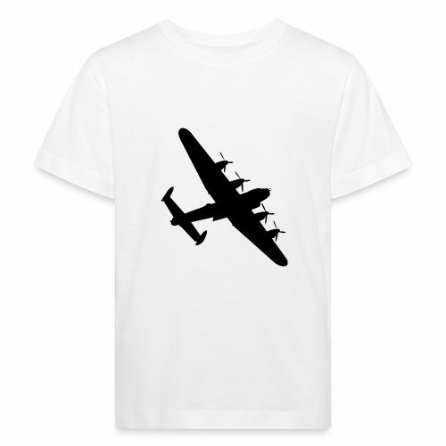 Bomber Plane - Maglietta ecologica per bambini