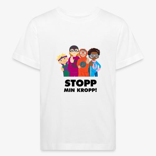 Stopp min kropp! - Ekologisk T-shirt barn