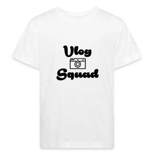 Vlog Squad - Kids' Organic T-Shirt