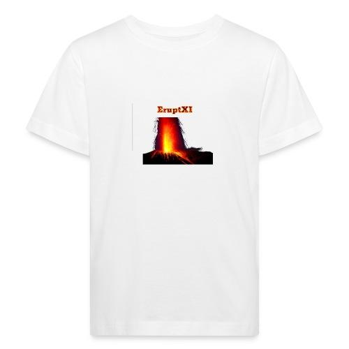 EruptXI Eruption! - Kids' Organic T-Shirt
