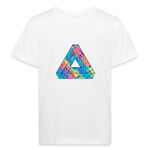illusion - Kids' Organic T-Shirt
