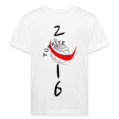 Türkei - Camiseta ecológica niño