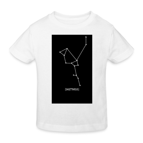 SAGITTARIUS EDIT - Kids' Organic T-Shirt