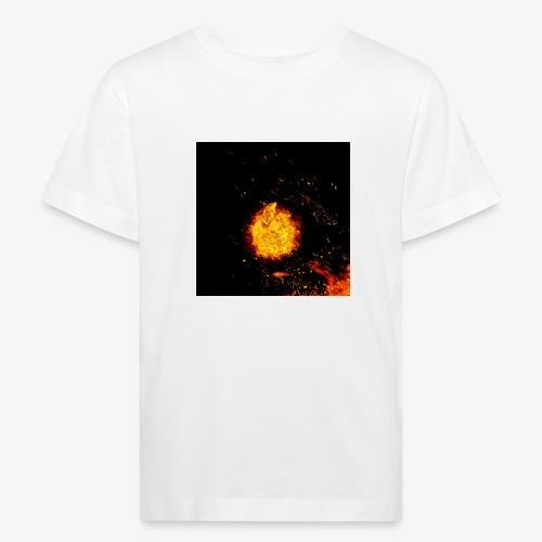 FIRE BEAST - Kinderen Bio-T-shirt