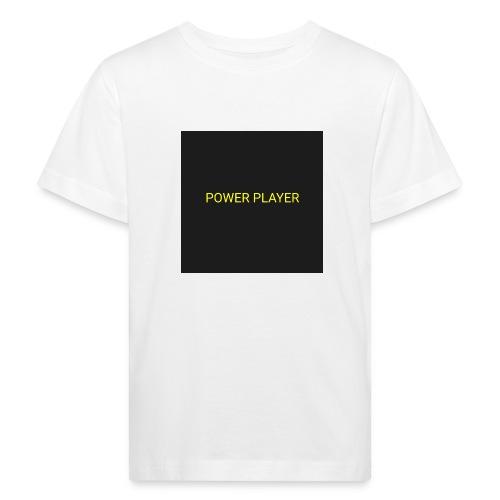 Power player - Maglietta ecologica per bambini