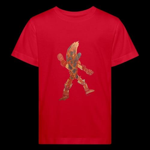 Fire Blast Show Star BY TAiTO - Lasten luonnonmukainen t-paita