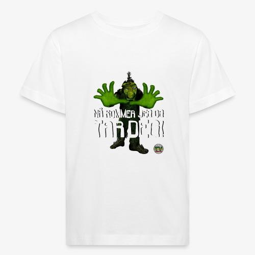 Troll - Økologisk T-skjorte for barn