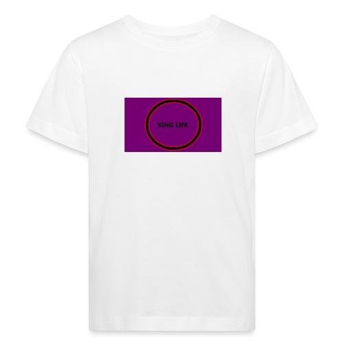 king life - Lasten luonnonmukainen t-paita