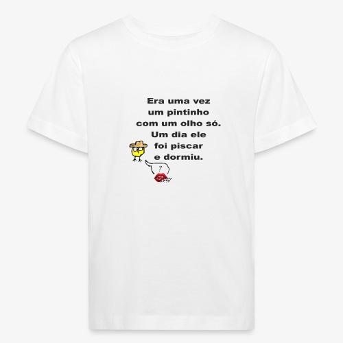 Era uma vez... - Kids' Organic T-Shirt