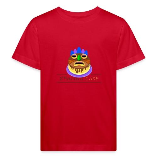 Shaman Cake Official - Maglietta ecologica per bambini