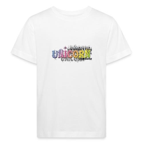 Undercover Unicorn - T-shirt bio Enfant