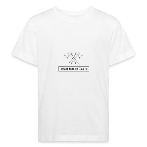 Logo Team Hache-Tag - T-shirt bio Enfant