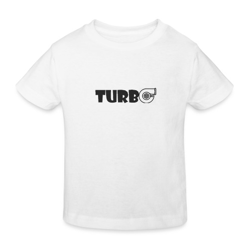 turbo - Kids' Organic T-Shirt