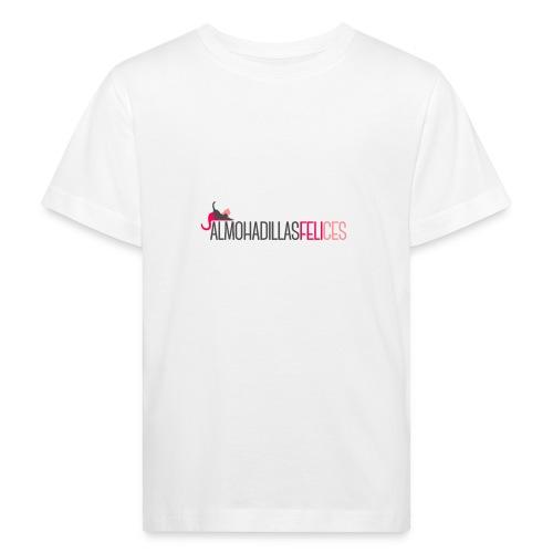 PELUCHE RENO - Camiseta ecológica niño