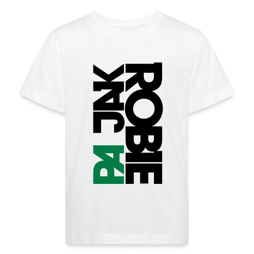 pa jak robie - Ekologiczna koszulka dziecięca