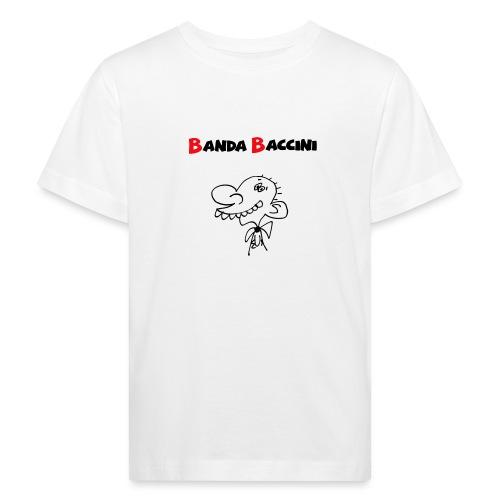 Banda Baccini. - Maglietta ecologica per bambini